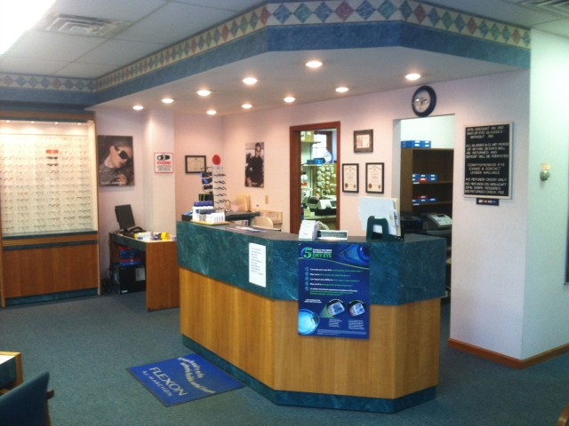 2e13a8ecd27 The Clarks Summit office is managed by Dotty Wedin. She has extensive  experience as an optician. Both offices are fully staffed with experienced